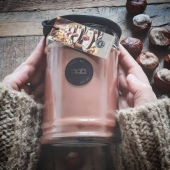 GATHERING : Poires, Cannelle, Clou de girofle & Vanille! Un parfum à découvrir grâce à nos petits carrés de cire! #bridgewatercandles #sachet #cire #wax #sacheparfume #scentedsachet #cire #cireparfumee #fondant #bruleur #gathering#bruleparfum #apple #pomme  #fragrance #homefragrance #petitprix #lovesachet #icdcollections #recycle #autumn #automne #week #happyweek 📷@home_deco_garden